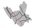 Valenzuela PH national roads map.png