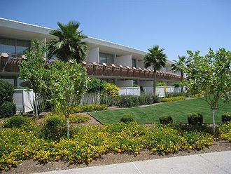 Edward L. Varney - Hotel Valley Ho, Scottsdale 1956
