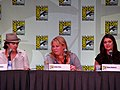 Vampire Diaries Panel at the 2011 Comic-Con International (5985296077).jpg