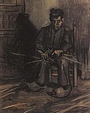 Van Gogh Peasant making a basket f171 jh685 (cropped).jpg