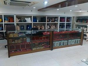 Biswa Bangla - Various products at display at Biswa Bangla