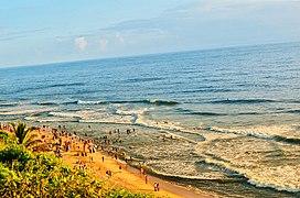 Varkala Beach, Varkala, Kerala.jpg