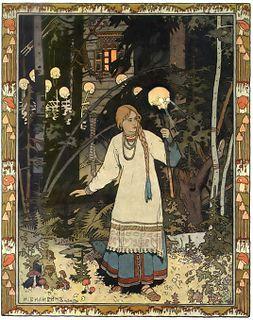 Vasilisa the Beautiful Russian folk tale