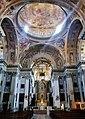 Venezia Chiesa di San Nicola di Tolentino Innen Langhaus Ost 3.jpg