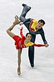 Vera Bazarova and Yuri Larionov at the 2010 Olympics (4).jpg