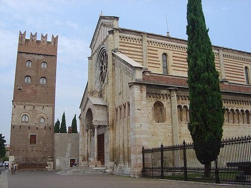 Verona Italy San Zeno DSC08195