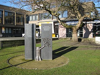 Versmold - Memorial for the Jewish citizens in Versmold