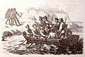 Vida y viajes de Cristobal Colón, 1851 Enviando a tierra un bote por agua a Higuey provincia oriental de Española (3820338748).jpg
