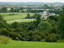 Colwick Woods parkından görünüm - geograph.org.uk - 861161.jpg