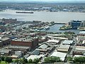 View from the top of the Anglican Cathedral Tower, Liverpool. - geograph.org.uk - 97929.jpg