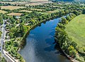 View of Dordogne River from the castle of Beynac 02.jpg