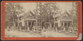 View of people gathered for religious services, from Robert N. Dennis collection of stereoscopic views.png