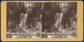 View of the Falls, Willowemoc, New York, from Robert N. Dennis collection of stereoscopic views.png