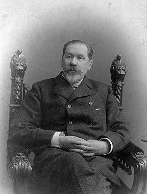 Viktor Burenin - Burenin, Saint Petersburg, 1904