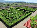 Villa corsini di mezzomonte, giardino all'italiana, terrazza superiore 04.JPG