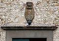 Villa di montepaldi, 06 stemma corsini.JPG