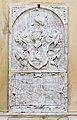 Villach Innenstadt Pfarrkirche hl. Jakob N-Aussenwand Epitaph 03082015 6483.jpg