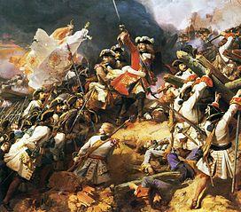 Bataille de Denain, 24 juillet 1712