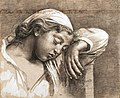 Vincenzo Gemito Schlafendes Mädchen 1916.jpg