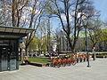 Vinco Kudirkos Square, Vilnius, April 2015 (01).JPG