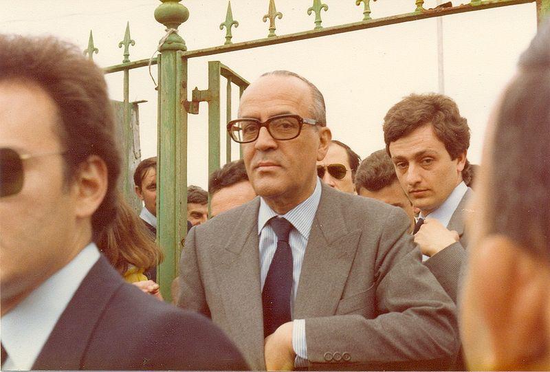 File:Visita del Excmo. Sr. Don Leopoldo Calvo-Soptelo a El Puerto de Santa María.jpg