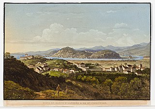 Vista do Sacco d´Alferès & de St. Cristovao