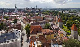 Tallinn – Veduta