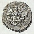 Vitaŭt Vialiki. Вітаўт Вялікі (K. Kielisiński, 1407, 1841).jpg