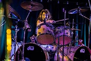 Roxy Petrucci drummer
