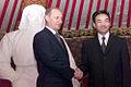 Vladimir Putin in Mongolia 13-14 November 2000-5.jpg