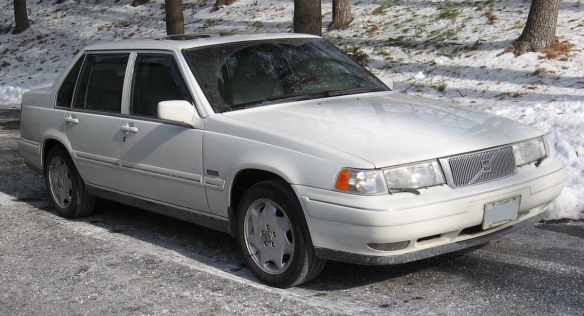 Volvo 960 – Wikipedia