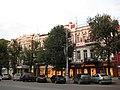 Voronezh. The house of merchant Mikhailov. Revolution Avenue 45-47.JPG