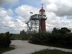 Lighthouse on Vlieland