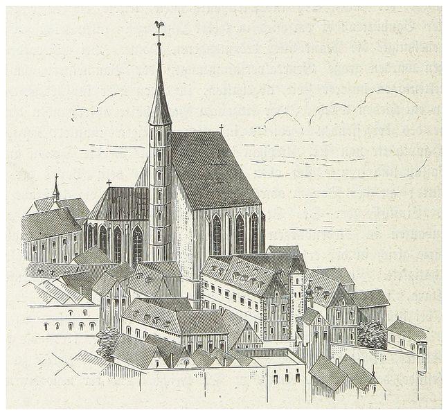 File:WEISS(1872) p270 Das Minoritenkloster.jpg