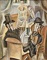 WLA jewishmuseum Sabbath by Max Weber.jpg