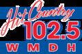WMDH-FM former logo.png