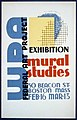 WPA Federal Art Project exhibition - mural studies LCCN98513156.jpg