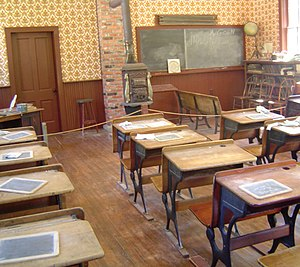 WPV One room schoolhouse