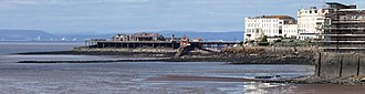 Weston-super-Mare - Birnbeck Pier.