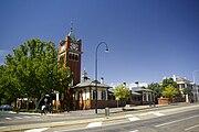 Wagga-Court-House
