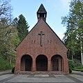 Waldfriedhof Wohldorf (Hamburg-Wohldorf-Ohlstedt).Friedhofskapelle.1.25447.ajb.jpg