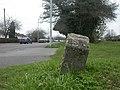 Wallisdown, boundary stone - geograph.org.uk - 1142624.jpg
