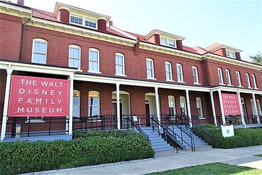 Walt Disney Family Museum - Virtual Tour