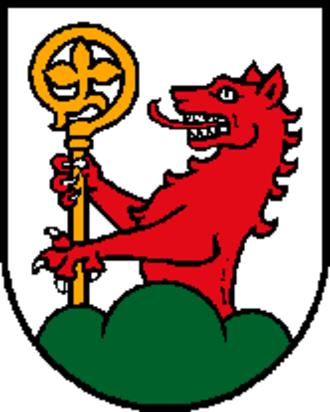 Obernberg am Inn - Image: Wappen at obernberg am inn