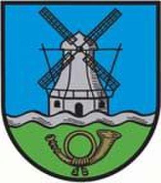 Welle, Germany - Image: Wappen der Gemeinde Welle