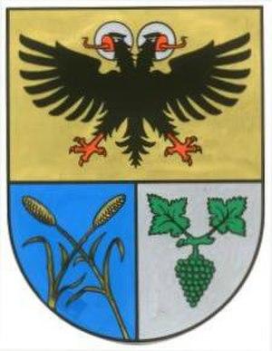 Kenn, Germany - Image: Wappen kenn
