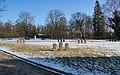War cemetery for World war I in Marchtrenk, Upper Austria, Austria-italian section-field J PNr°0643.jpg