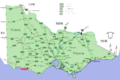 Warrambool location map in Victoria.PNG