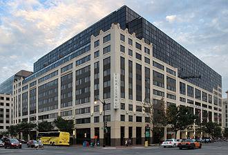 Renaissance Washington DC Hotel - Image: Washington Renaissance Hotel