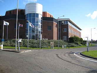 Camelot Group - Camelot Head Office in Watford